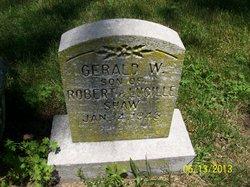 Gerald W Shaw
