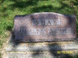 Esther Lucille <I>Kidd</I> Shaw