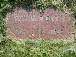 Virgie B <I>Robinson</I> Davis