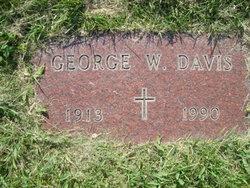 George W Davis