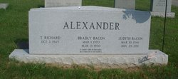 Bradly Bacon Alexander