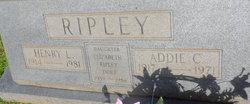 Addie C Ripley