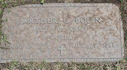 Arthur G. Bolin