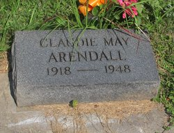 Claudie May Arendall