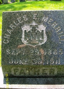 Charles E Merrill