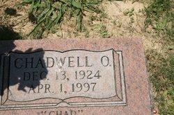 """Chadwell O. """"Chad"""" Abbott"""