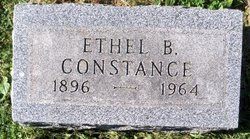 Ethel B. <I>Brewer</I> Constance
