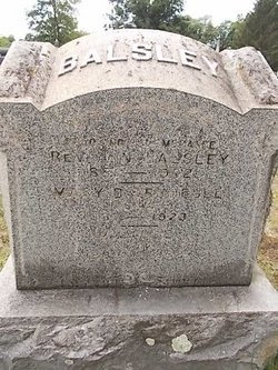 Mary Diantha <I>Trumball</I> Balsley