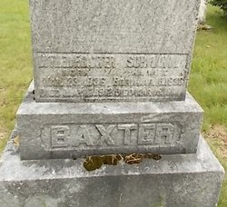 Luther Baxter