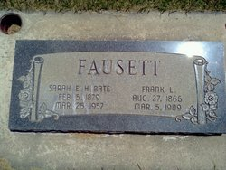 Frank Lafayette Fausett