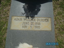 Adam William Durden