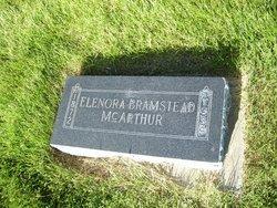 """Eleanora """"Nora"""" <I>Bramstead</I> McArthur"""