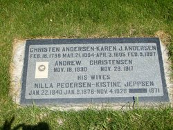 Karen <I>Jensen</I> Andersen