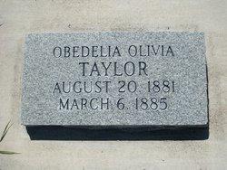 Obedelia Olivia Taylor