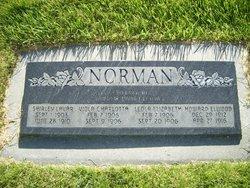 Shirley Leroy Norman