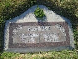 Frederick Lorenzo Bangerter