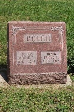 """Anna Christine """"Annie"""" <I>Iverson</I> Dolan"""