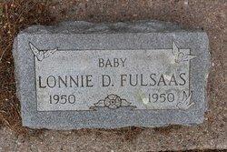 Lonnie D. Fulsaas