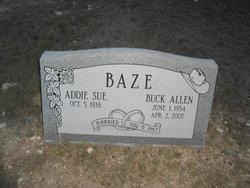 Buck Allen Baze