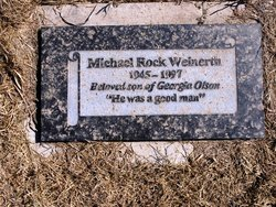 Michael Rock Weinerth