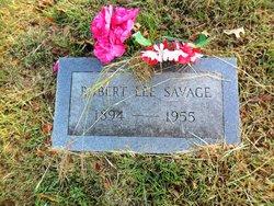 Robert Lee Savage
