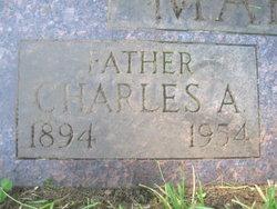 Charles A Markgraf