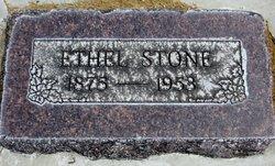 Ethel Amanda <I>Barnes</I> Stone