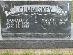 Donald Patrick Cummiskey