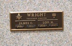 Lois M. <I>St. Clair</I> Wright