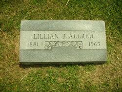 Lillian B <I>Campbell</I> Allred