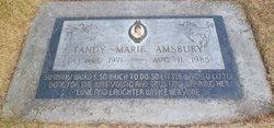 Tandy M. Amsbury