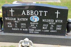 "William Mathew ""Bill"" Abbott"