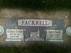 Ernest Frank Fackrell
