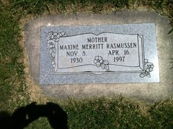 Maxine <I>Merritt</I> Fox