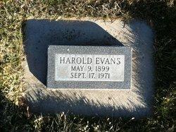 Harold Knight Evans