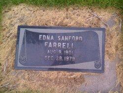Edna <I>Sainsbury</I> Farrell