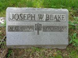 Joseph Woodward Blake