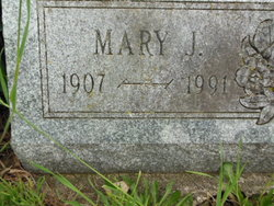 Mary J. Brown