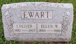 Nancy Ellen <I>Walters</I> Ewart