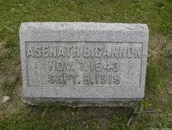 Asenath <I>Black</I> Cannon
