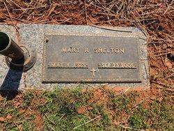 Mary Magdalene <I>Rea</I> Shelton