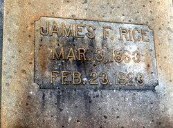 James F. Rice