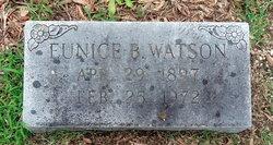 Eunice B. Watson