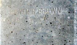 Scriven Robert Brown