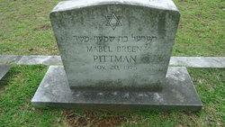 Mabel <I>Breen</I> Pittman