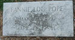 Fannie Lou Pope