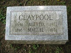 "Margaret Belle ""Maggie"" <I>Yount</I> Claypool"