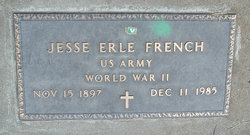 Jesse Erle French