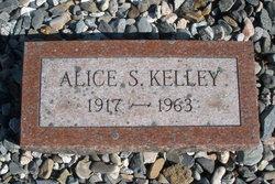 Alice E <I>Smith</I> Kelley