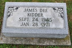 James Dee Kidder